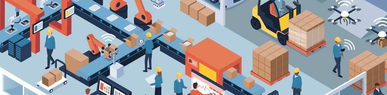 Branches et métiers de l'industrie