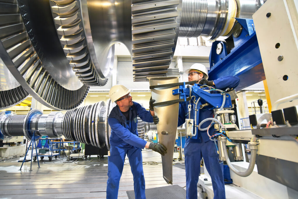 metallurgie industrie