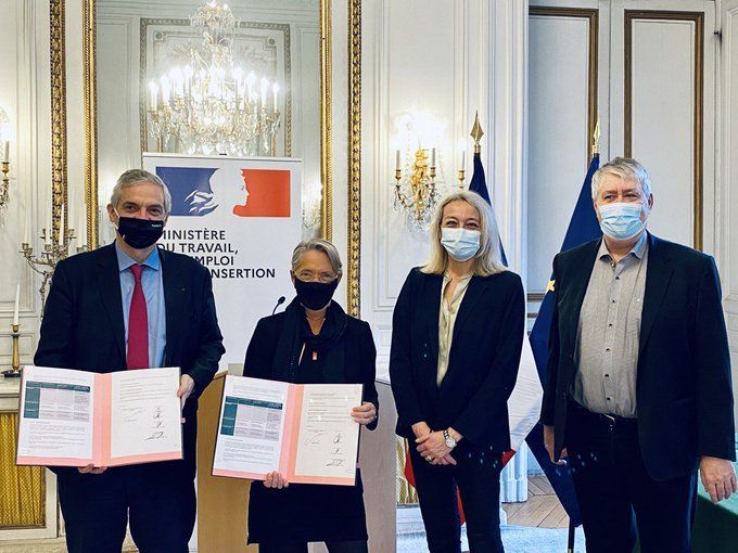 FNE Relance Industrie signature convention