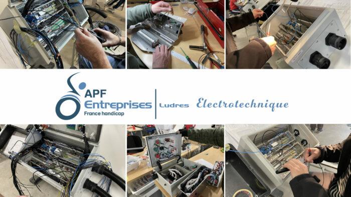 APF Entreprises favorise l'insertion de ses salariés en situation de handicap grâce à la Pro-A