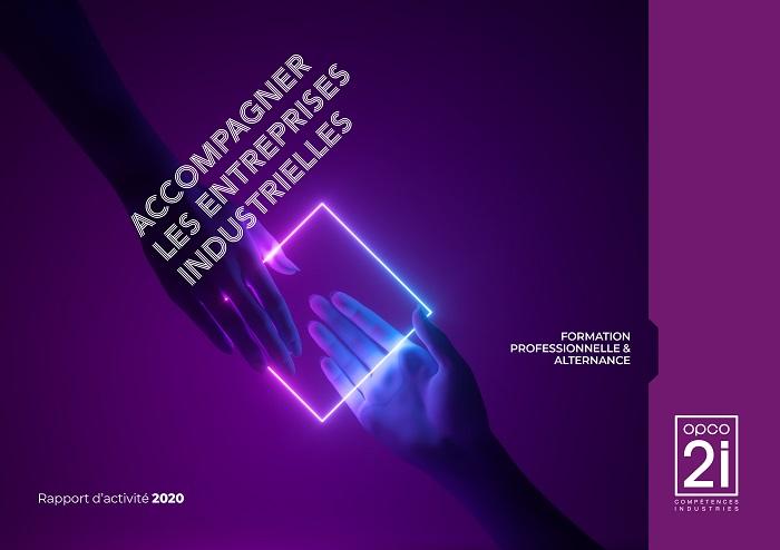 Le rapport d'activité 2020 d'OPCO 2i est disponible